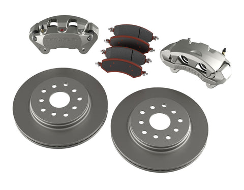 JK / JKU Front Big Brake Kit - TER4303400