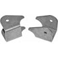 XJ/TJ FRONT LOWER CONTROL ARM BRACKETS - HD - WELD ON - PAIR