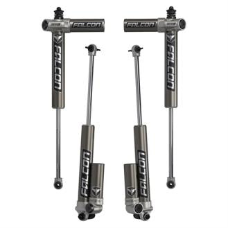 Falcon Series 3.1 Piggyback Sport Shock Absorber Kit (JK)