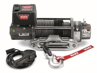 Warn M8000-s Self-Recovery 8000lb Winch - 87800