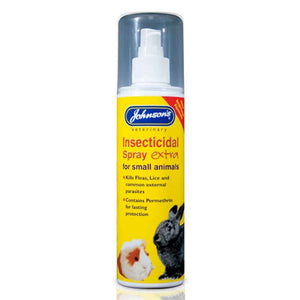Johnson's Small Animal Insecticidal Spray Extra 150ml