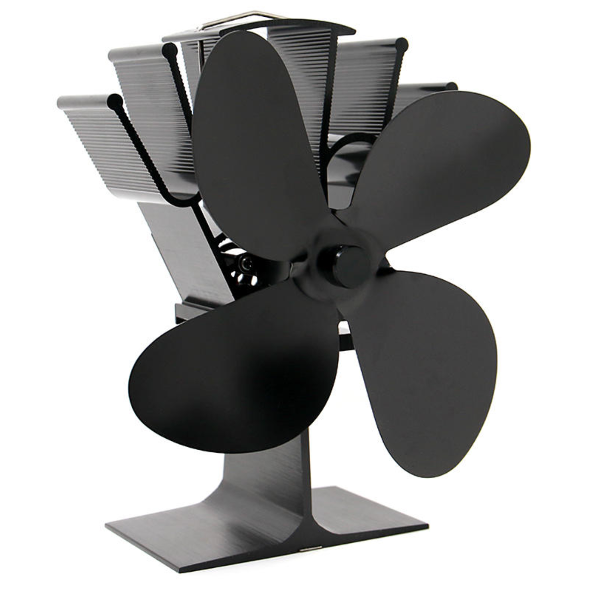 Thermal Heat Powered Stove Fan