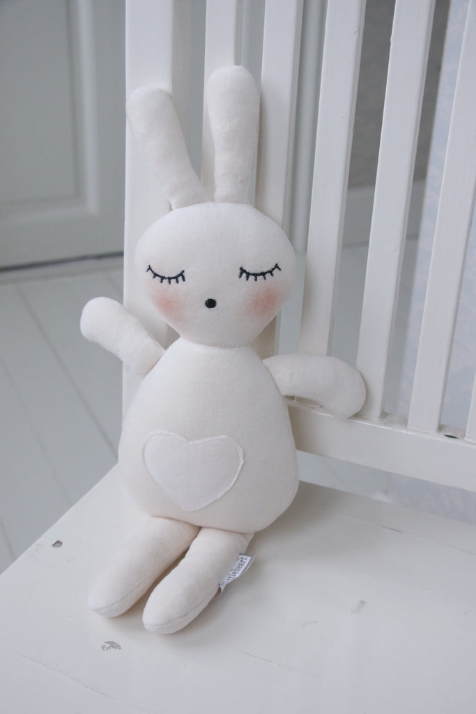 SLEEPING LITTLE BUNNY - 44 cm