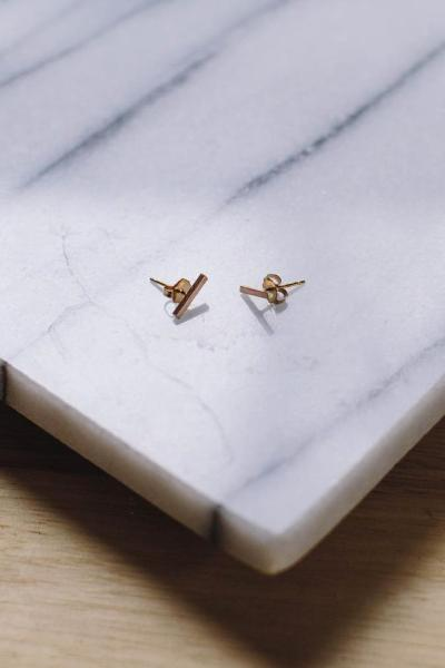 Moulton Bar Earrings