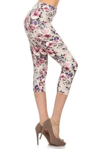 Mommy and Me Leggings Set - Briar Rose
