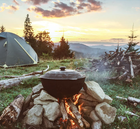 Easy Camping Cooking Ideas