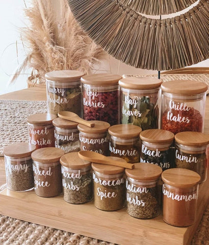 Spices Organised