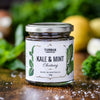 Kale and Mint Chutney