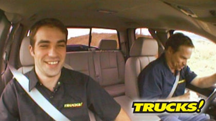 "Trucks! DVD (2007) Episode 01 - ""2007 Silverado Buildup"""