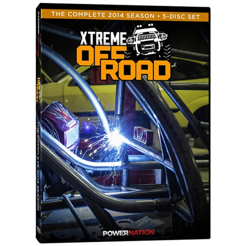 Xtreme Off Road (2014) Complete Season 5-Disc Set