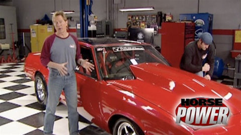 "HorsePower DVD (2007) Episode 02 - ""Introducing the EZ Boo"""