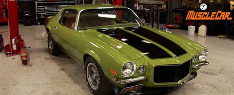 "MuscleCar DVD (2011) Episode 12 - ""Project Limelight Final Details"""
