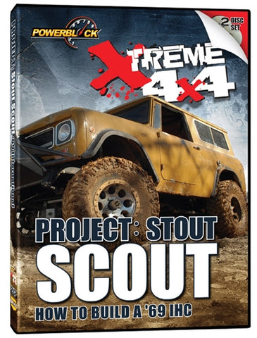 Xtreme 4x4 Project: Stout Scout (2-Disc Set)