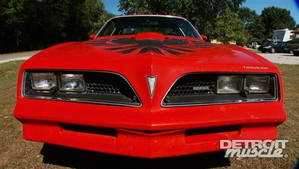 Detroit Muscle DVD (2014) Episode 1 - Trans Am Transformation