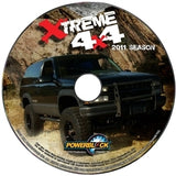 "Xtreme 4x4 DVD (2011) Episode 15 - ""Full Size Blazer Trail Ride"""
