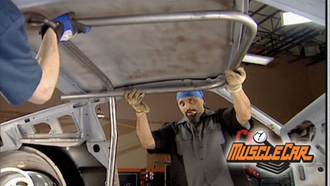 "MuscleCar DVD (2007) Episode 08 - ""Road Race Mustang Build Up Pt. 3"""