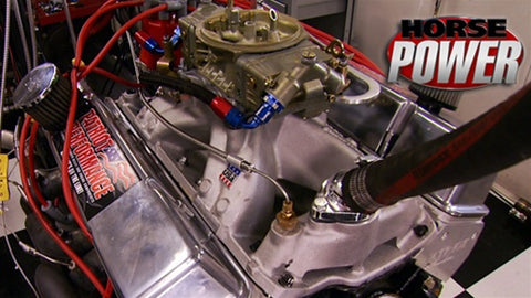 "HorsePower DVD (2010) Episode 17 - ""HorsePower's First All-Alcohol Small Block"""