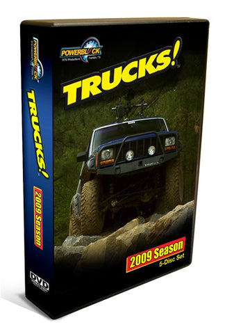 Trucks! DVD (2009) Complete Season 5-Disc Set