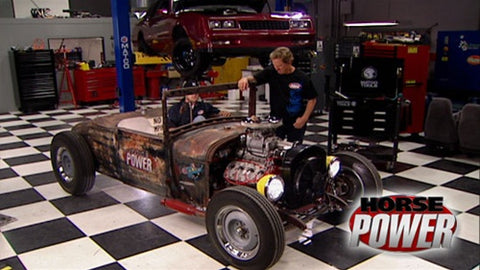 "HorsePower DVD (2007) Episode 20 - ""Raunchy Rat Payoff"""