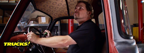 "Trucks! DVD (2011) Episode 15 - ""Project ClasSix Part: 10 - Interior & Exhaust"""