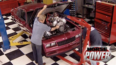 "HorsePower DVD (2007) Episode 16 - ""Monte Carlo Trans Conversion"""