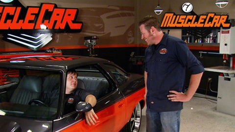 "MuscleCar DVD (2011) Episode 03 - ""Blue Collar Buick Upgrades Part 2 """