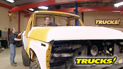 "Trucks! DVD (2007) Episode 06 - ""Das Bronco Will Dazzle You"""
