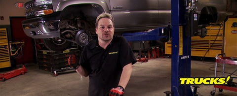 "Trucks! DVD (2009) Episode 08 - ""Second Chance Silverado Part 4: Upgrades"""
