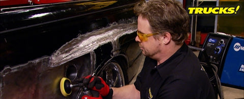 "Trucks! DVD (2011) Episode 13 - ""Project Rolling Thunder Part 12 - Fuel, Electical & Cooling Ducts!"""
