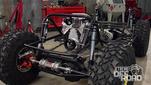 Xtreme Off-Road DVD (2015) Episode 2 - WD40 Specialist Jeep - Driveline