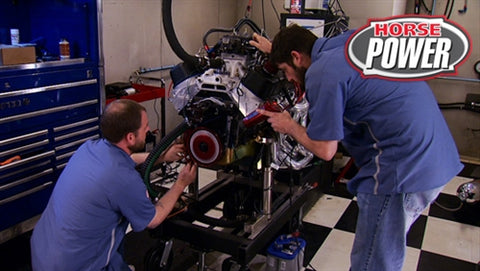 HorsePower DVD (2013) Episode 13 - Double Power Adder Big Block