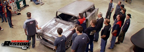 Search & Restore DVD (2012) Episode 02 - '55 Chevy Handyman Wagon Part II
