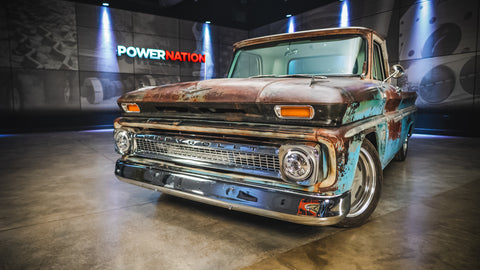 "1965 Chevy C-10 ""Lo 'N Slow"""