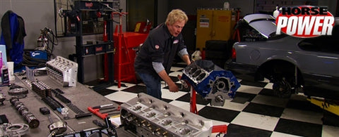 "HorsePower DVD (2011) Episode 06  - ""Deep Sleep's Engine Build"""