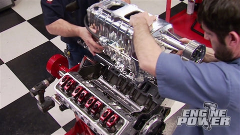 Engine Power DVD (2015) Episode 6 - Six Decades of Power