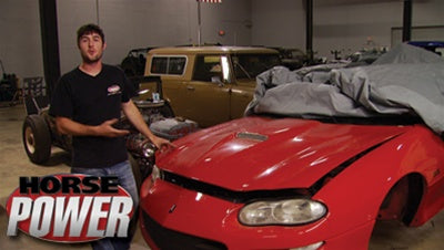 "HorsePower DVD (2008) Episode 21 - ""Boneyard Bowtie LS-1"""