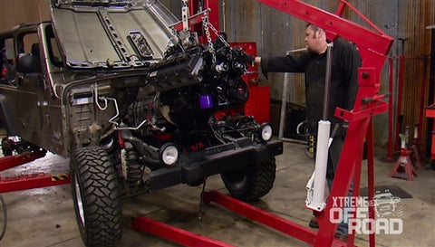 Xtreme Off-Road DVD (2016) Episode 17 - Jeep LJ Hemi Swap