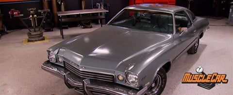 "MuscleCar DVD (2010) Episode 04 - ""Project Blue Collar Buick Debut"""