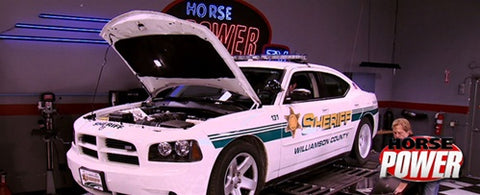 "HorsePower DVD (2009) Episode 07 - ""Hot Rod Cop Car"""