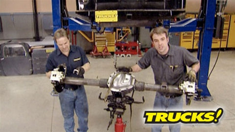 "Trucks! DVD (2007) Episode 02 - ""YJ Redempton"""