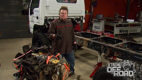 Xtreme Off-Road DVD (2014) Episode 5 - Cummins Diesel Swap