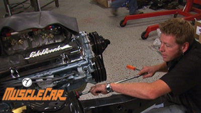 "MuscleCar DVD (2008) Episode 01 - ""Project LeMans Goes Gold"""