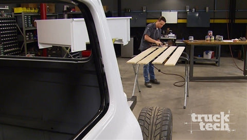 Truck Tech DVD (2016) Episode 14 - JK Wrangler Upgrades Part II & Basket Case Wood Bed