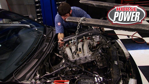 HorsePower DVD (2013) Episode 15 - HorsePower's Nissan 240/LS Launch