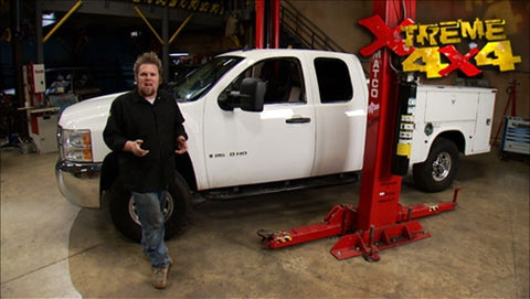 Xtreme 4x4 DVD (2012) Episode 10 - Chase Truck Part I / Jeep TJ Part II