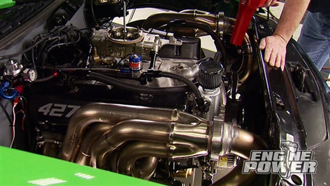 Engine Power DVD (2015) Episode 13 - Race Track Tuning