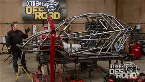 Xtreme Off-Road DVD (2014) Episode 9 - Rock Bouncer IBS Install