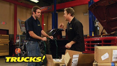 "Trucks! DVD (2008) Episode 03 - ""MuscleTrux Part 3: 1994 Ford Lightening"""