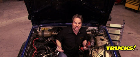 "Trucks! DVD (2009) Episode 07 - ""Cheep Cherokee Part 6: Budget Stroker Reassembly"""