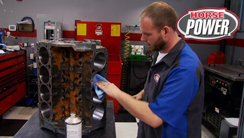 "HorsePower DVD (2012) Episode 08 - ""E-Street Vortech Build"""